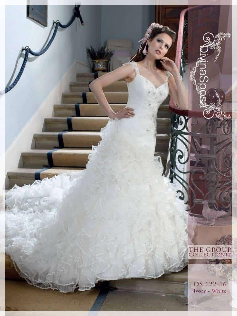 Svatební šaty - Divina Sposa 122-16