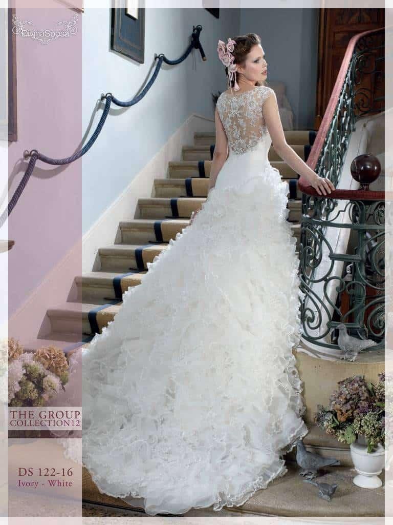Svatební šaty - Divina Sposa 122-16b