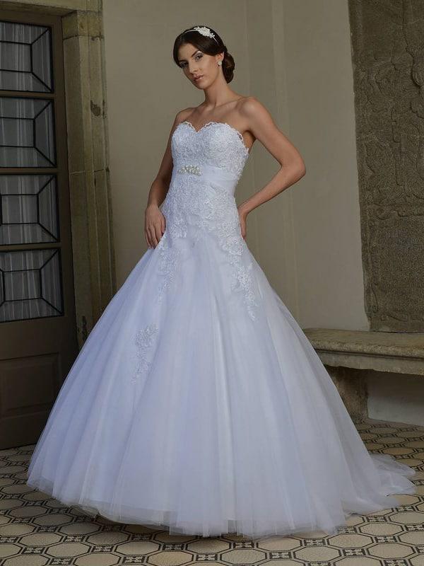 Svatební šaty - Elliana