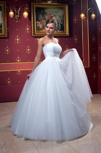 Svatební šaty - Emmi