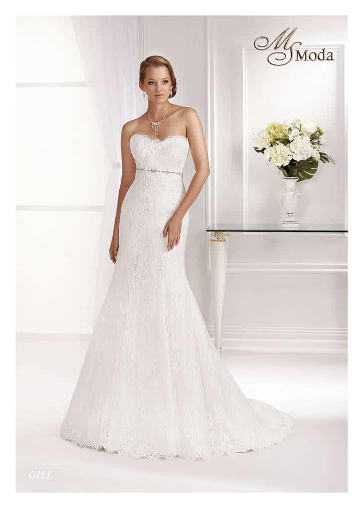 Svatební šaty - Gill