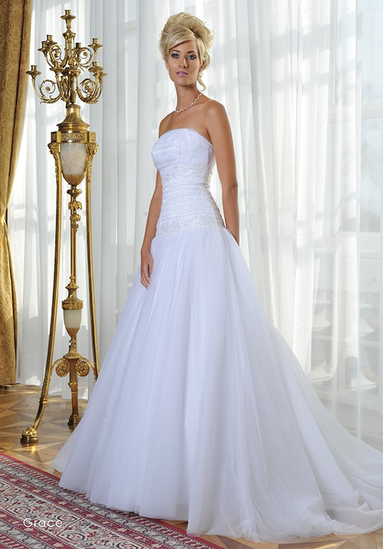 Svatební šaty - Grace