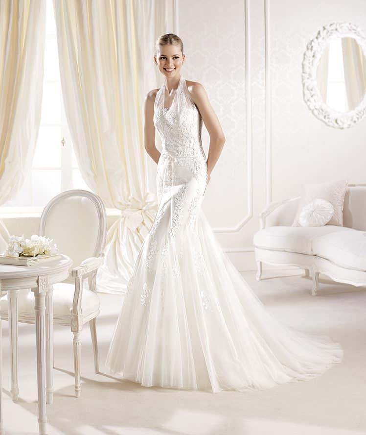 Svatební šaty - Idalie