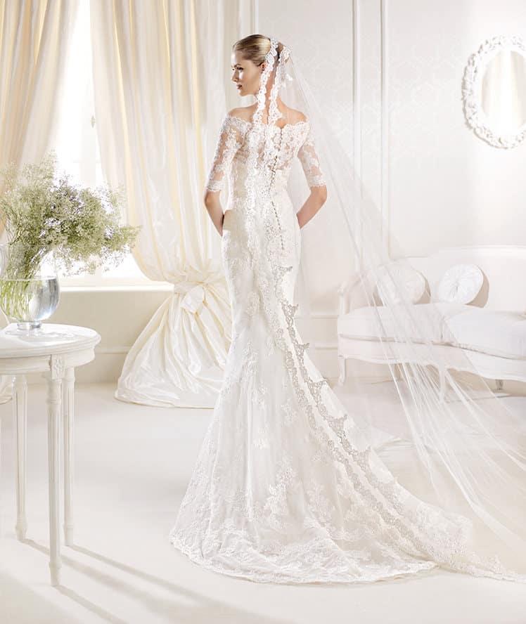 Svatební šaty - Ilona C