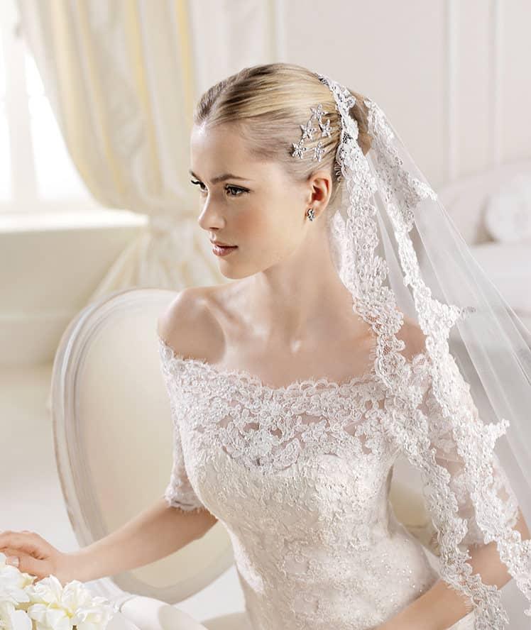 Svatební šaty - Ilona D