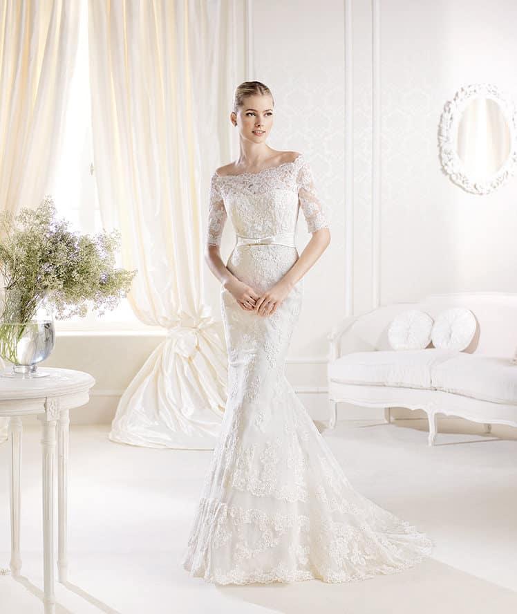 Svatební šaty - Ilona