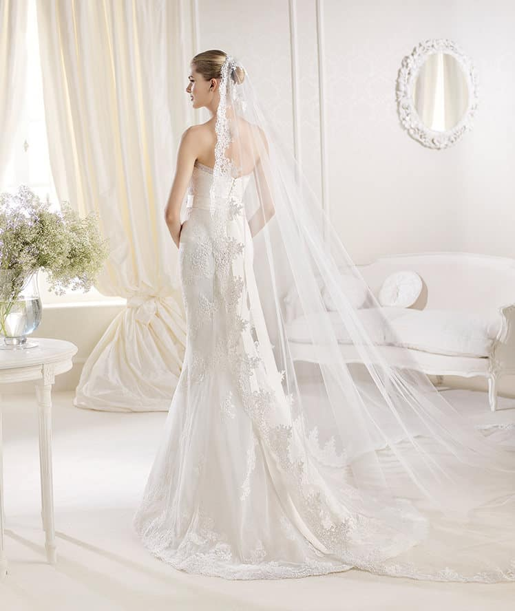 Svatební šaty - Imery C