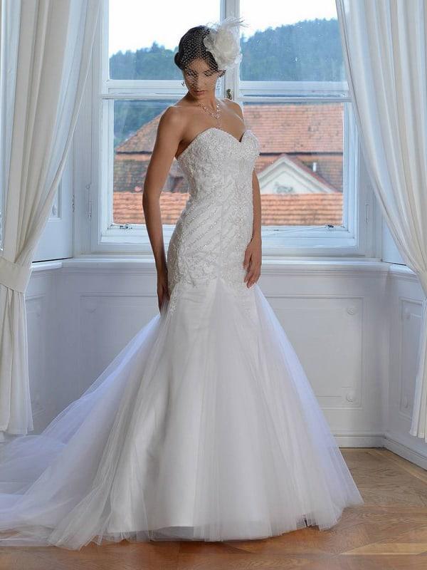 Svatební šaty - Infini