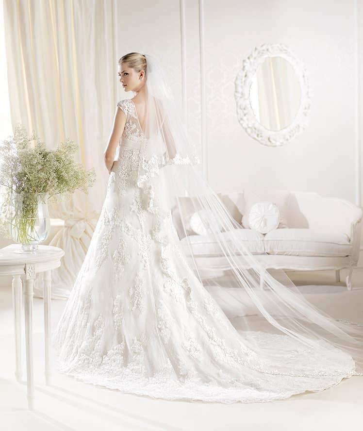 Svatební šaty - Iniga C