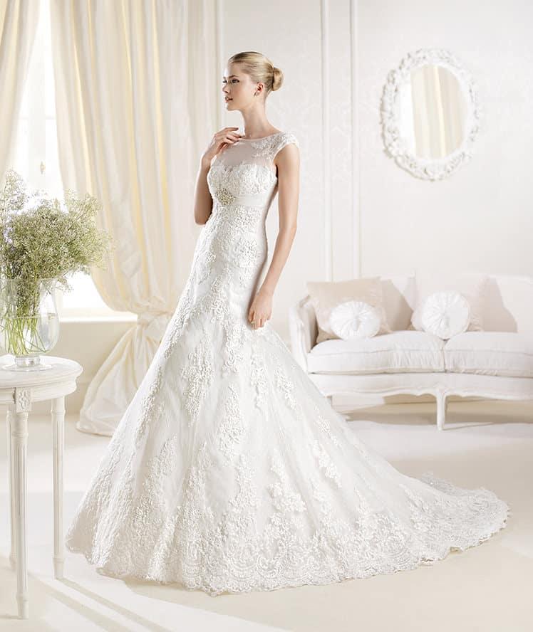 Svatební šaty - Iniga