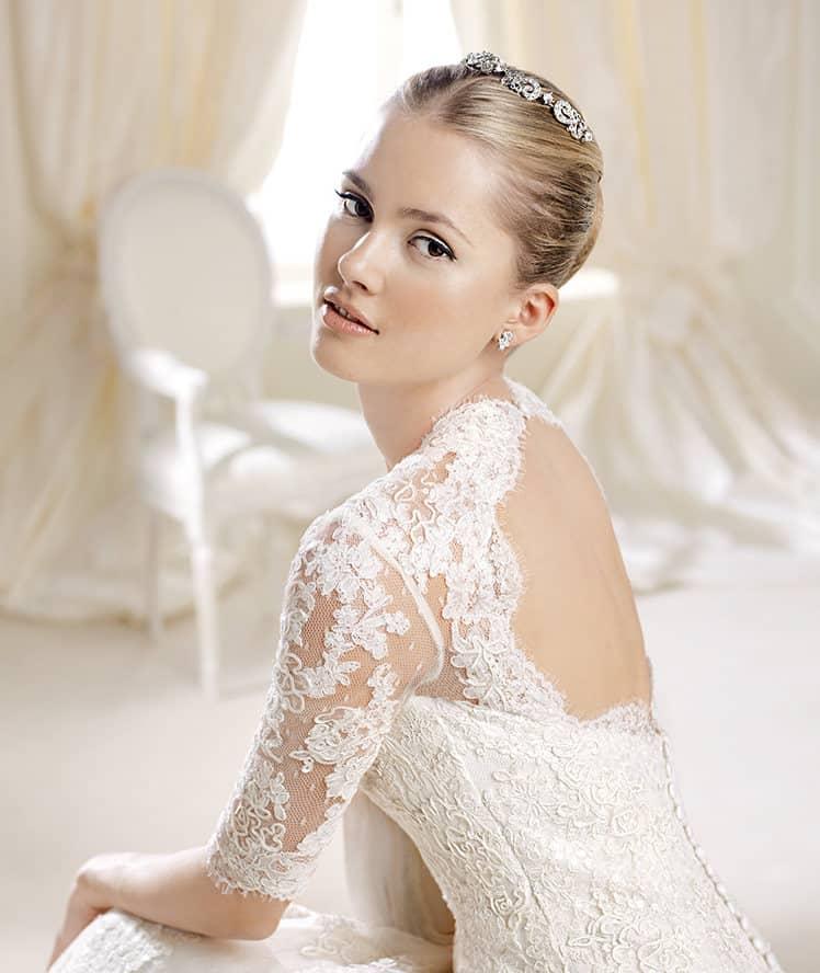 Svatební šaty - Inika D