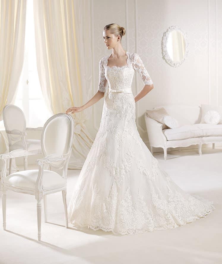 Svatební šaty - Inika