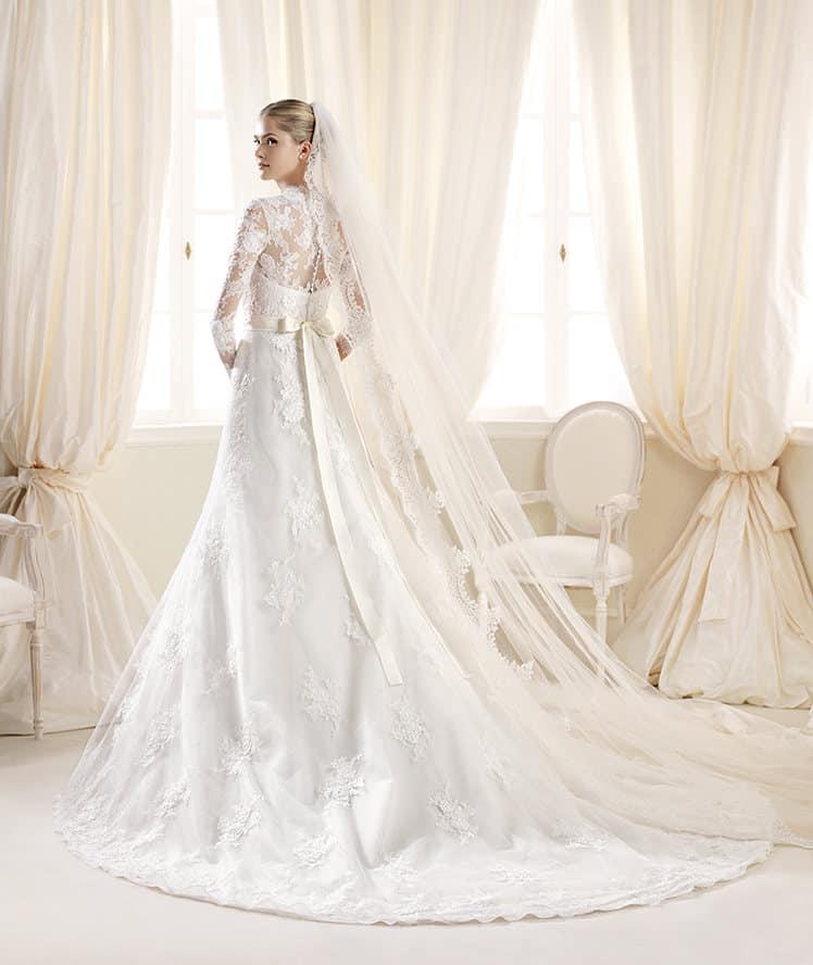 Svatební šaty - Inma C