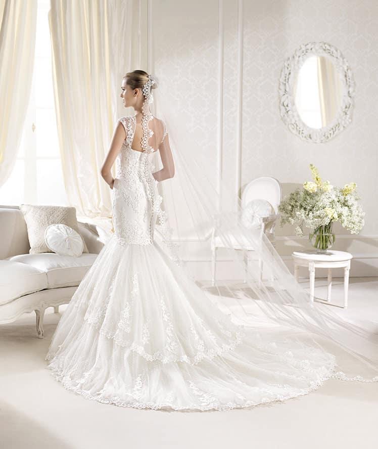 Svatební šaty - Inssua C