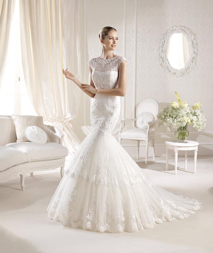 Svatební šaty - Inssua