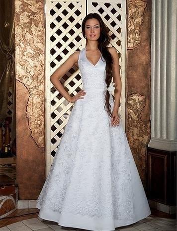 Svatební šaty - Kamelia 05