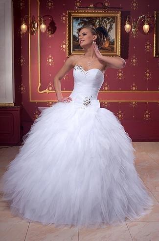Svatební šaty - Karmen 01