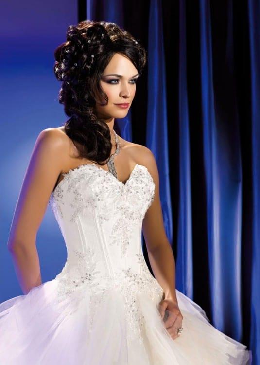 Svatební šaty - Kelly Star 2