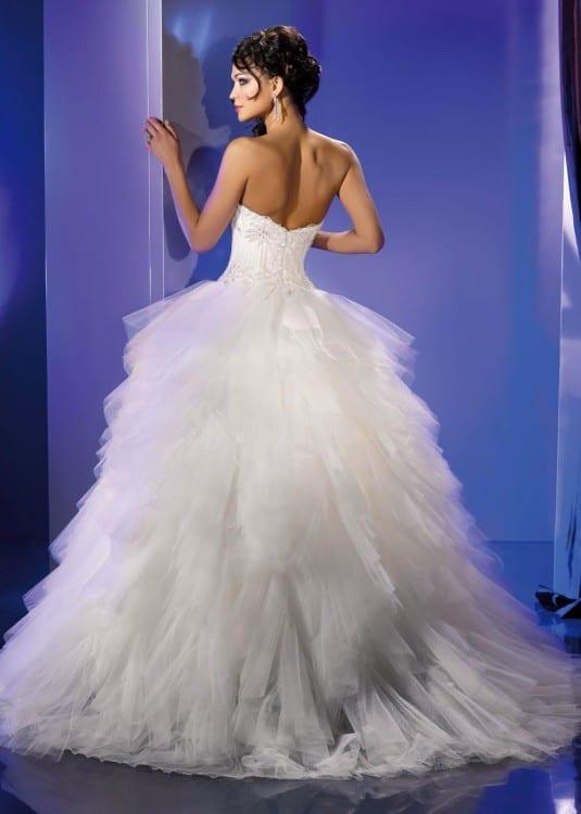 Svatební šaty - Kelly Star 3