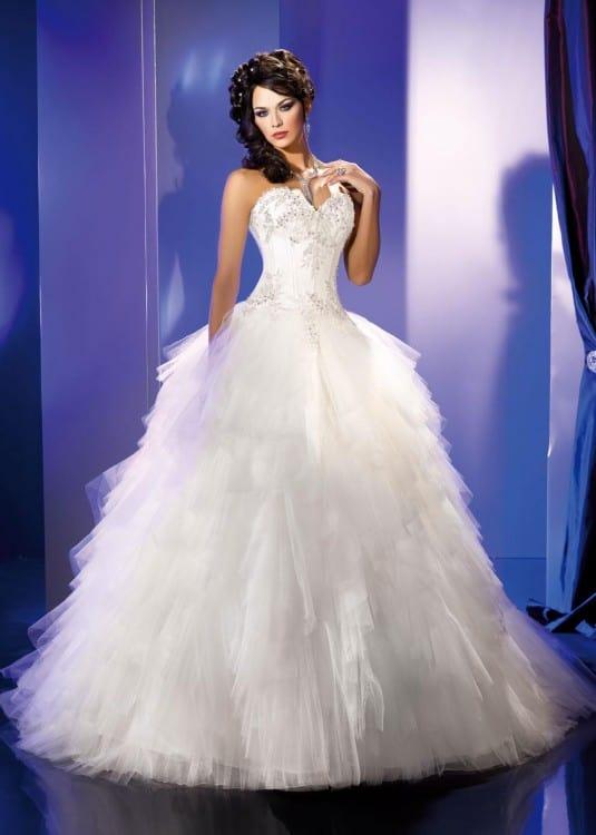 Svatební šaty - Kelly Star