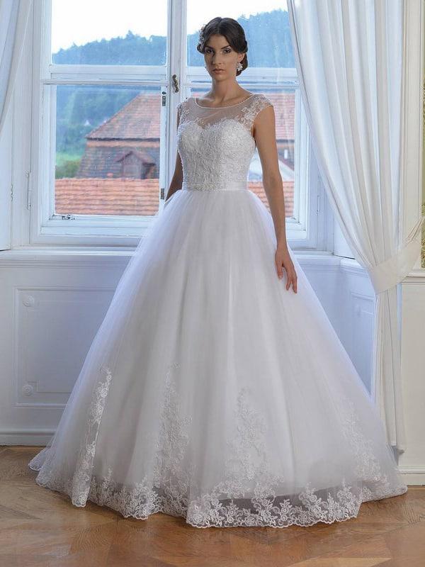 Svatební šaty - Libelule