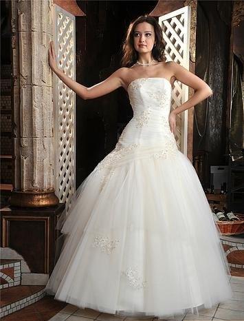 Svatební šaty - Margarita 01