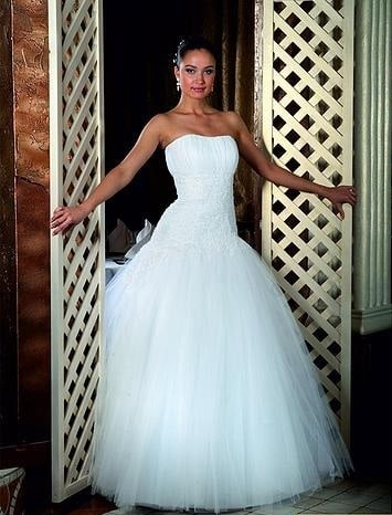 Svatební šaty - Margarita