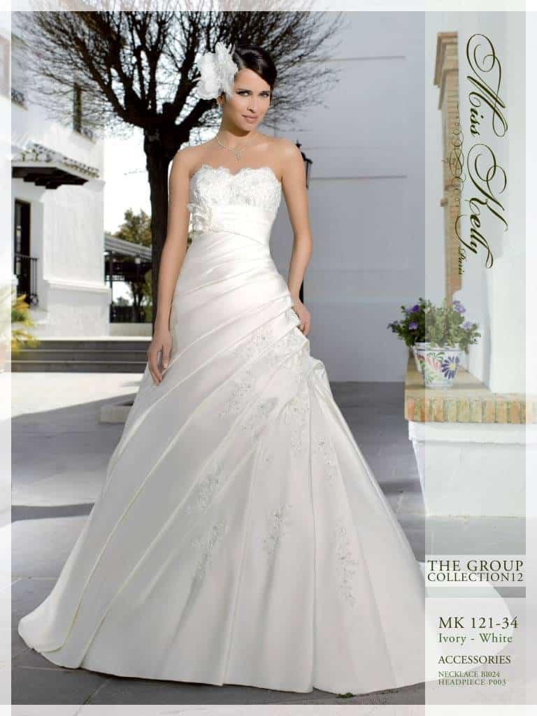 Svatební šaty - Miss Kelly 121-34