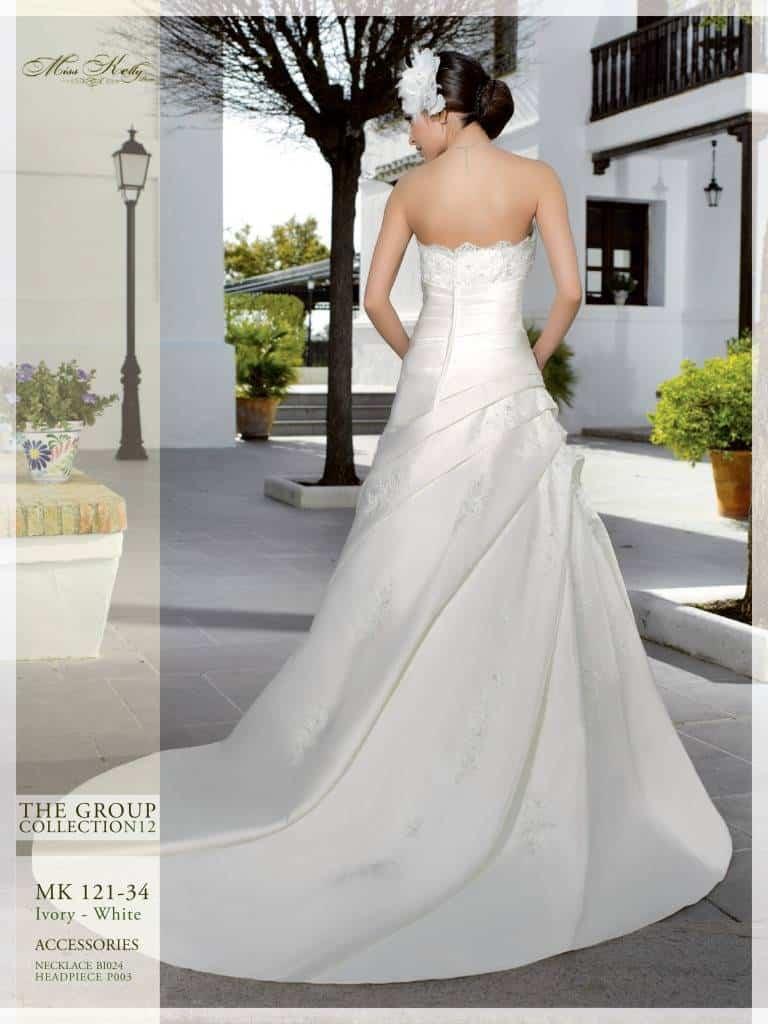 Svatební šaty - Miss Kelly 121-34b