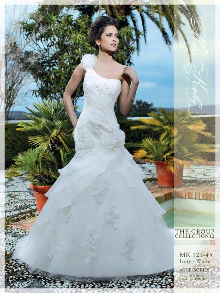 Svatební šaty - Miss Kelly 121-45