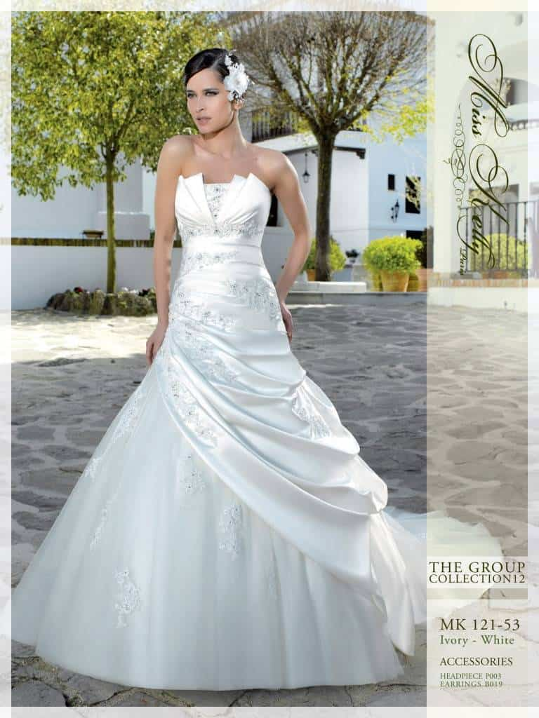 Svatební šaty - Miss Kelly 121-53