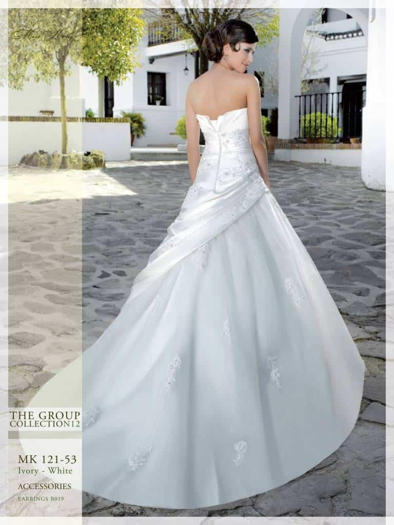 Svatební šaty - Miss Kelly 121-53b