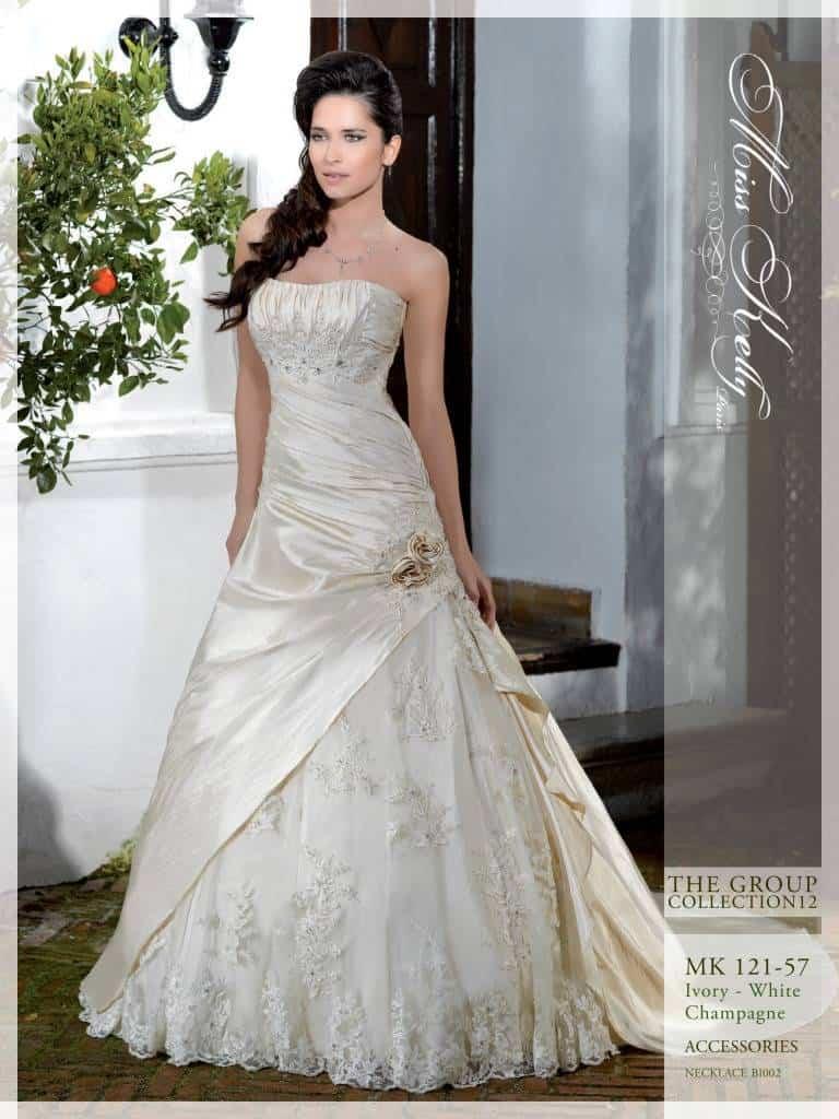 Svatební šaty - Miss Kelly 121-57