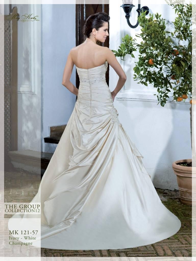 Svatební šaty - Miss Kelly 121-57b