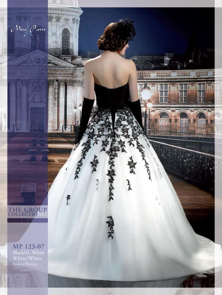Svatební šaty - Miss Paris 123-07b