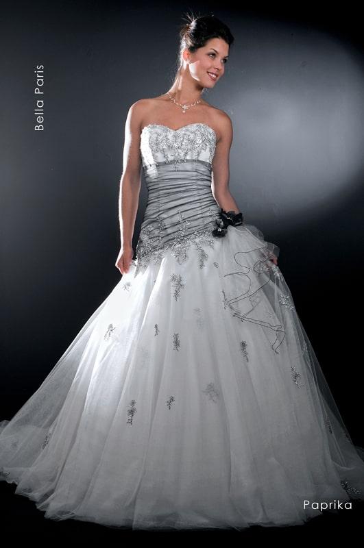 Svatební šaty - Paprika