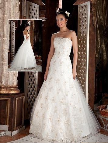 Svatební šaty - Paulina 07