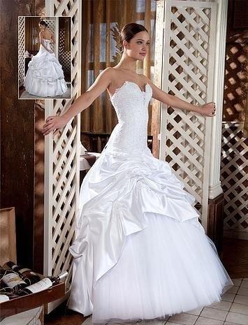 Svatební šaty - Rebeka 02