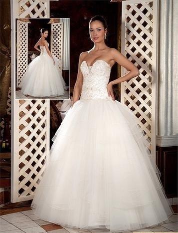Svatební šaty - Rebeka 03