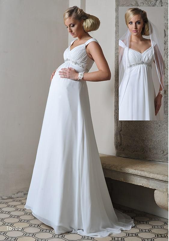 Svatební šaty - Tosca